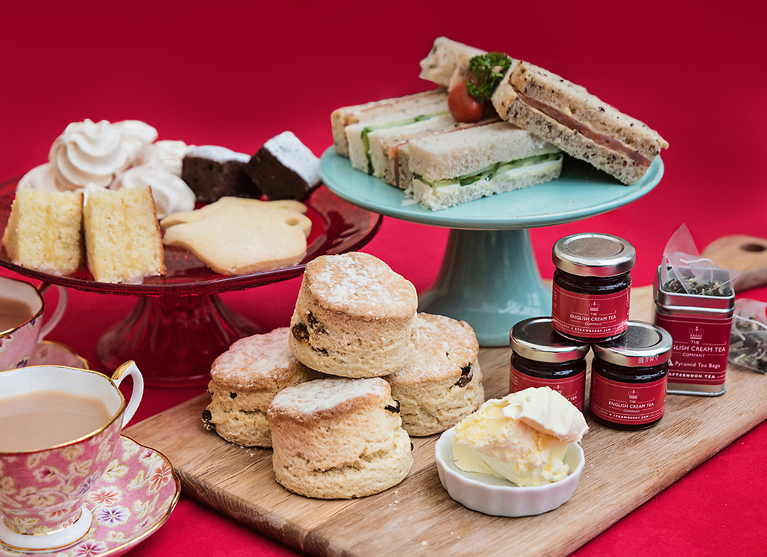 Picture of Afternoon Cream Tea Hamper