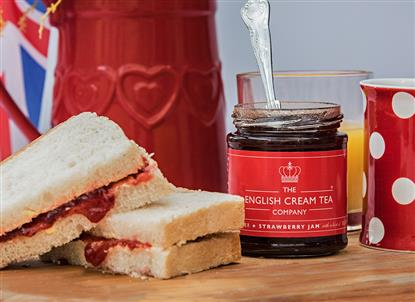 Picture of Luxury Jams and Preserves