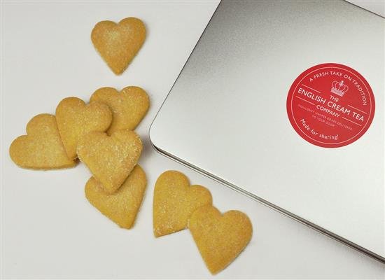 Picture of Sharing Tin of Shortbread Shapes
