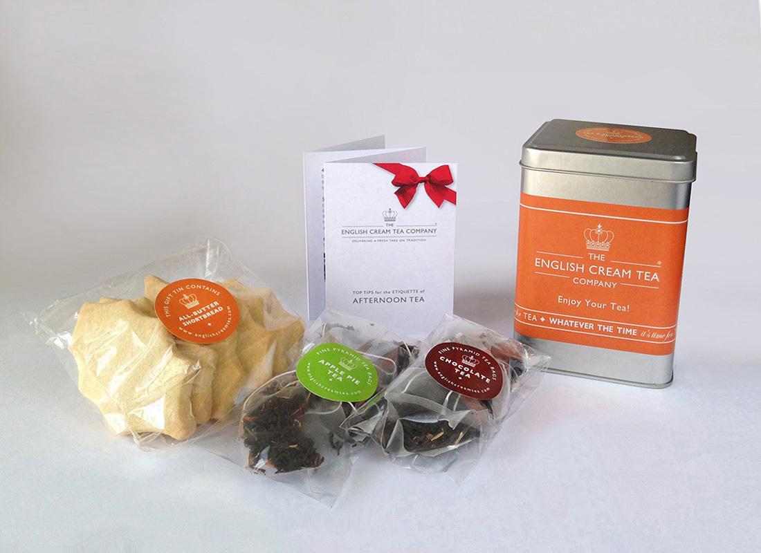 Picture of Tea & Shortbread Treats