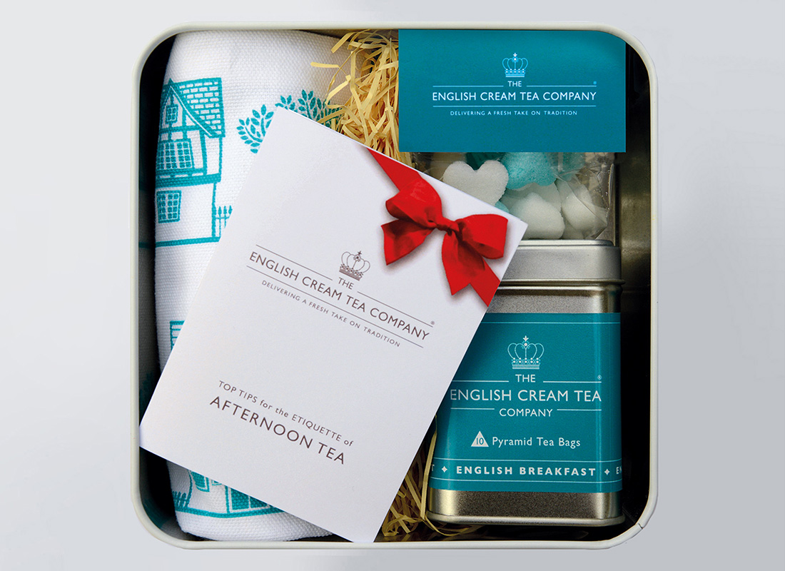 Picture of Turquoise Gift Tin