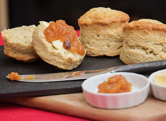 Picture of Cheese Scones Tuck Tin