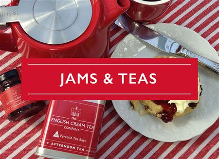 Picture for category Jams & Teas