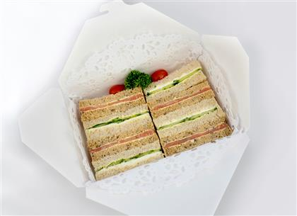 Picture for manufacturer Finger Sandwiches 2