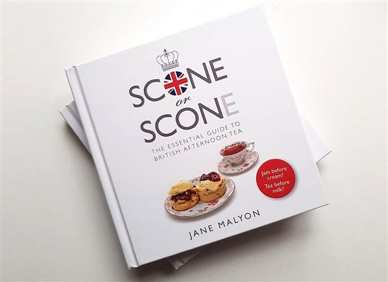 Picture of Scone or Scon(e) Gift Book
