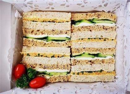Picture for manufacturer Finger Sandwiches (V)