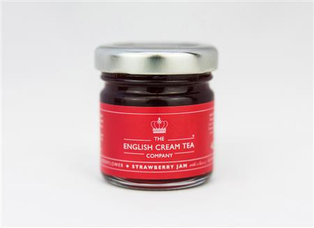 Picture of Individual English Cream Tea Treats Hamper for 20