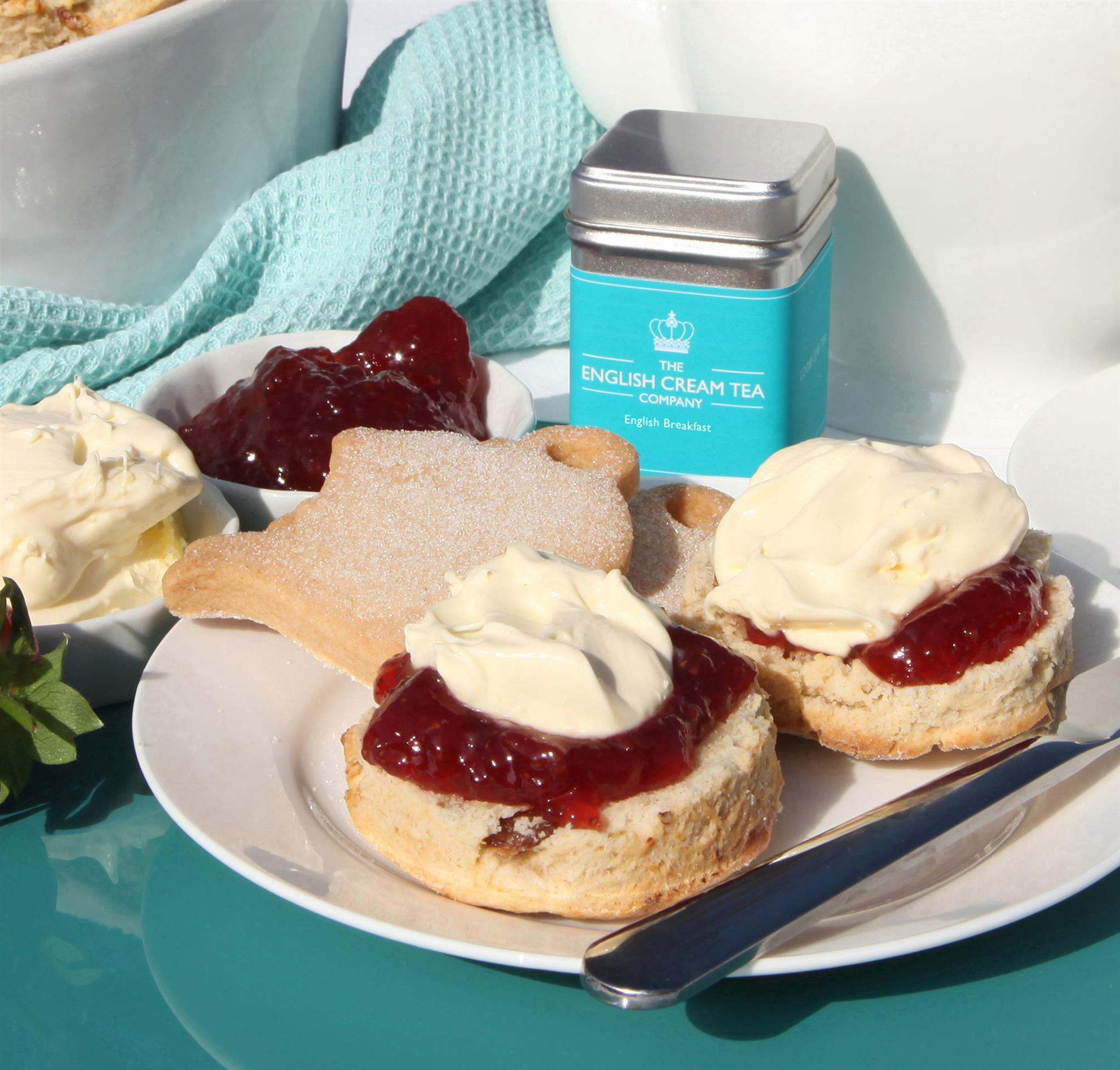 Picture for blog post What is a cream tea in England?