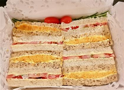 Picture for manufacturer Vegan Afternoon Tea Sandwiches