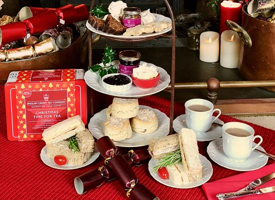 Picture of Festive Edition Fresh Afternoon Tea Hamper