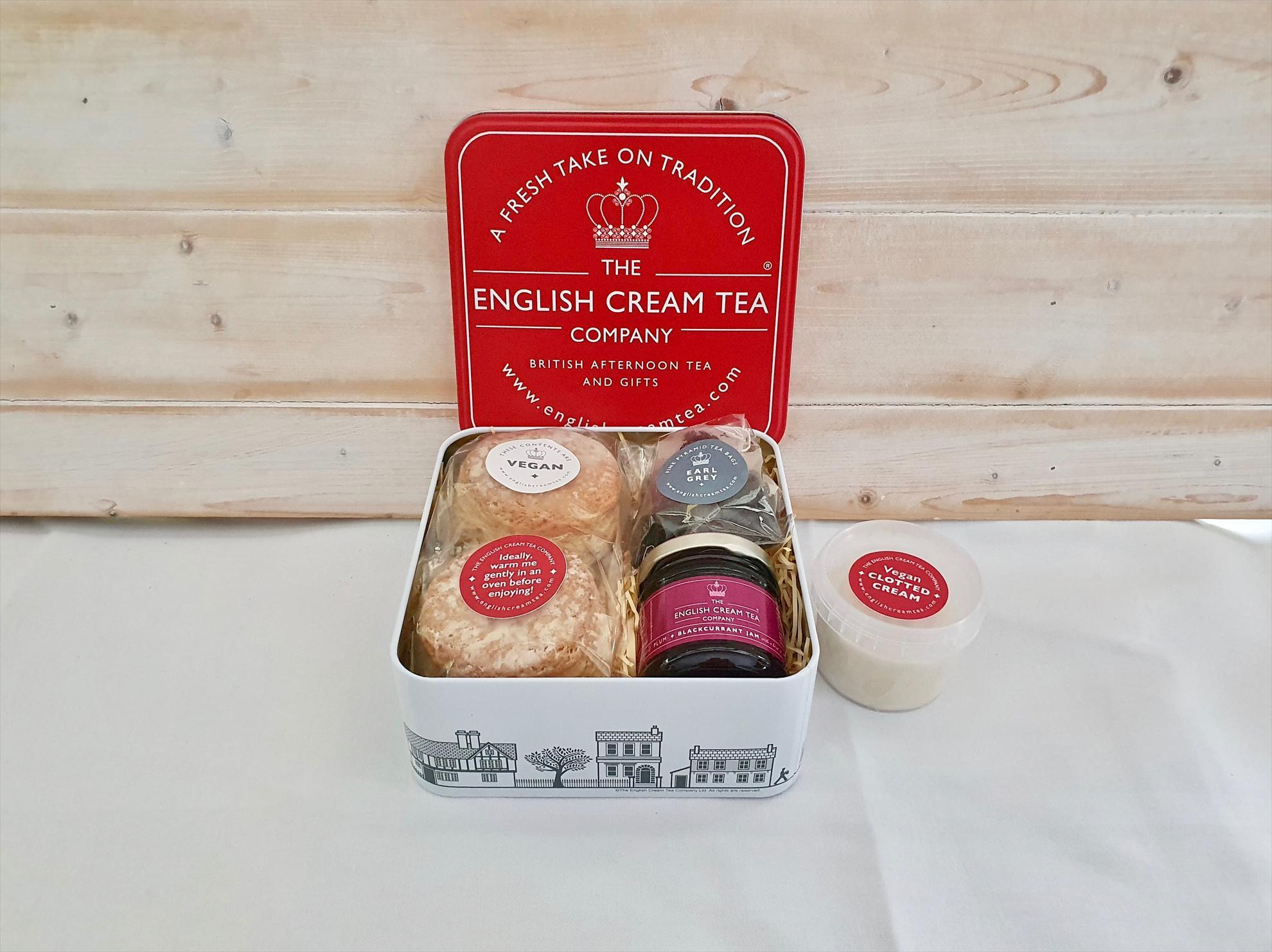Picture of Vegan Cream Tea