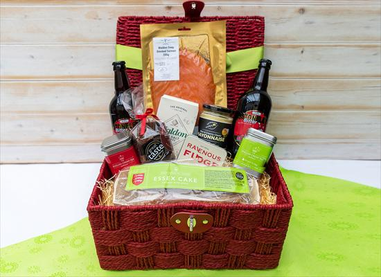 Picture of Excellence of Essex Hamper
