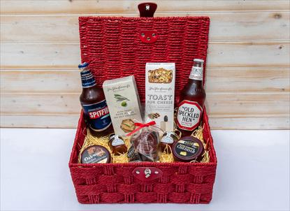 Picture of Cheese, Cheers & Chocolate Hamper