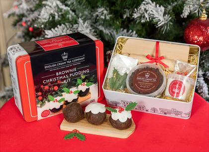 Picture for manufacturer Brownie Christmas Pudding Kit